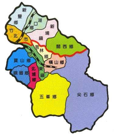 業務區域圖
